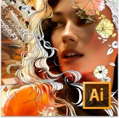 Adobe Illustrator CC 1yr Subscription