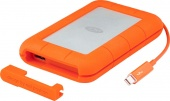 LaCie RUGGED Thunderbolt SSD - for Mac 500Gb STEZ500400