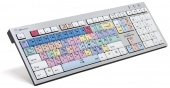 Logic Adobe Premiere Pro CS 6 Slim Line Wireless PC Keyboard