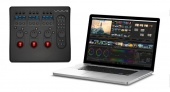 Blackmagic DaVinci Resolve Software with Tangent Wave panel bundle
