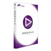 Grass Valley EDIUS Pro 8 Upgrade from EDIUS Pro 7.x (serial key)