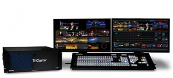 Newtek Live Sports TriCaster 860/860CS + 3Play 4800