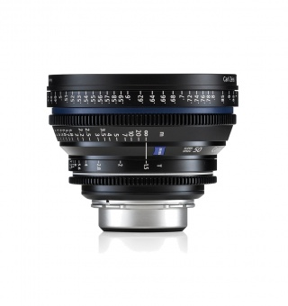 Carl Zeiss CP.2 1.5/50 T* - metric Super Speed PL Кино объектив, байонет PL