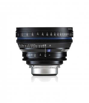 Carl Zeiss CP.2 2.9/21 T* - metric MFT Кино объектив, байонет MFT