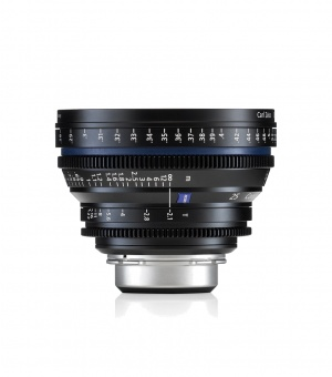 Carl Zeiss CP.2 2.1/25 T* - metric F Кино объектив, байонет F (Nikon)