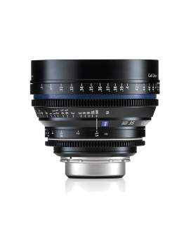 Carl Zeiss CP.2 1.5/35 T* - metric Super Speed MFT Кино объектив, байонет MFT