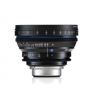 Carl Zeiss CP.2  2.1/85 T* - metric EF Кино объектив, байонет EF (Canon)