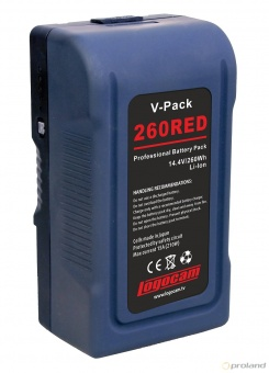 Logocam V-Pack 260 Red