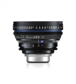 Carl Zeiss CP.2 2.1/50 T* - metric MFT Кино объектив, байонет MFT