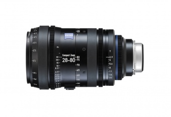Carl Zeiss CZ.2 28-80/T2.9 F - metric Кино объектив, байонет F (Nikon)
