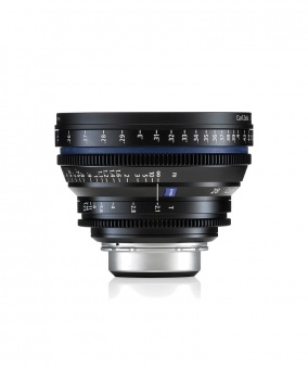 Carl Zeiss CP.2  2.1/28 T* - metric EF Кино объектив, байонет EF (Canon)