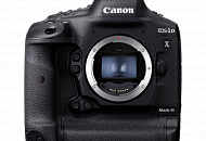 Долгожданная камера Canon EOS-1D X Mark III | Canon's much-anticipated EOS-1D X Mark III