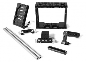 Wooden Camera BMCC Kit (Pro)