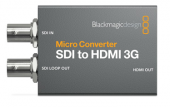 Blackmagic Micro Converter SDI to HDMI 3G PSU