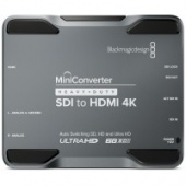 Blackmagic Mini Converter Heavy Duty - SDI to HDMI 4K