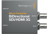 Blackmagic Micro Converter BiDirectional SDI/HDMI 3G PSU