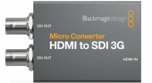 Blackmagic Micro Converter HDMI to SDI 3G PSU